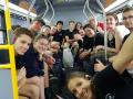 Joyous group travel