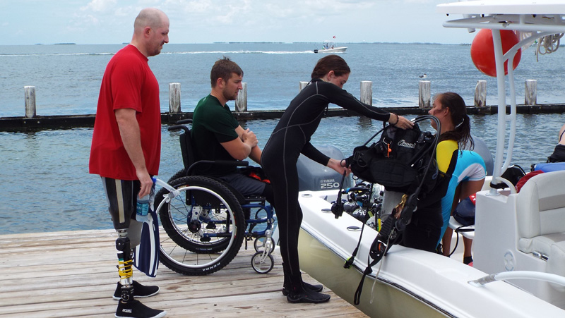 SCUBAnauts in Key West 2014