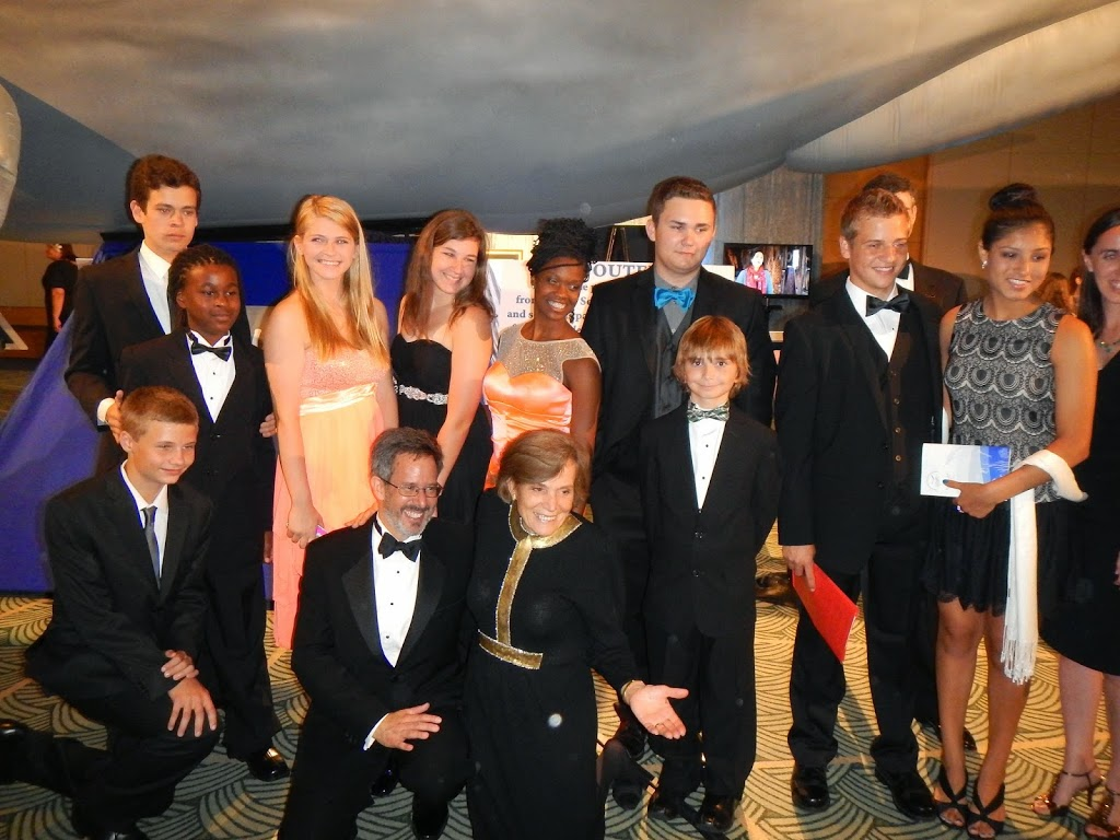 Capitol Hill Ocean Week (CHOW 2014)  #OceanProm Ocean Awards Gala
