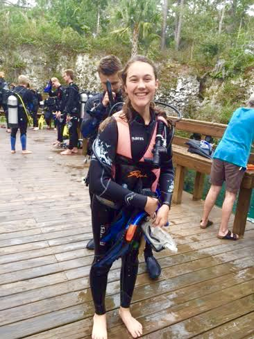 First SNI Dive Experience (Blog)