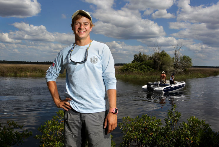 """Graduating teen already a recognized name in marine biology world"""