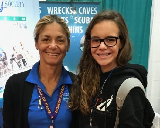 Beneath the Sea Dive Expo and Women Diver's Fall of Fame Scholarship – March 22nd to March 25th
