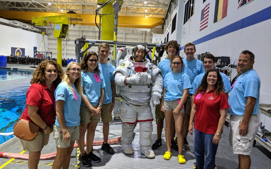 Neutral Buoyancy Lab: The Stuff Astronauts are Made Of