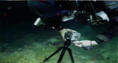 Underwater Photogrammetry Scheduled for SCUBAnauts