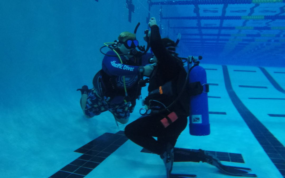 Building Confidence Through Scuba Accident Lifesaving Management Course